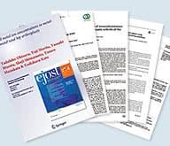 執筆した様々な医学論文は 国際的な専門誌で掲載