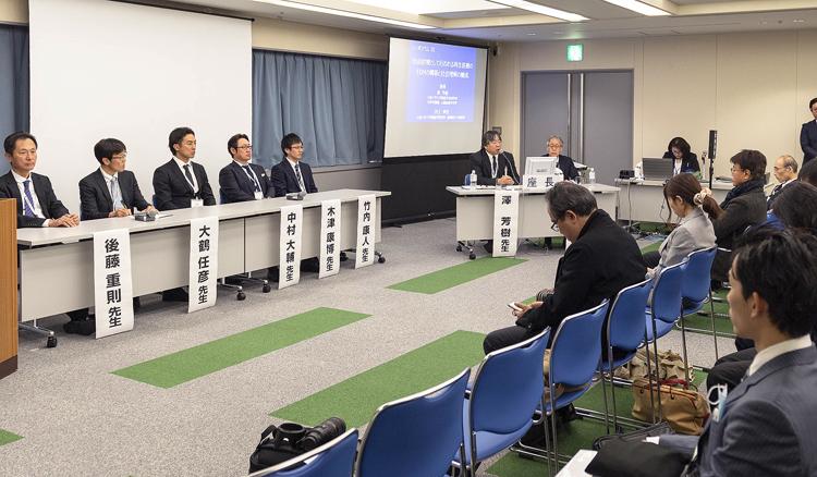 第18回日本再生医療学会シンポジウム風景